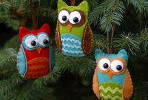 Christmas - DIY / DIY Christmas ornaments and gifts / by Amber
