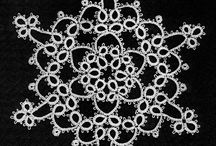 Tatted Doilies for Ruby