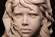 Sculpteur P.FARAUT