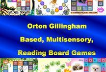 Orton-Gillingham / by Jen McGoldrick