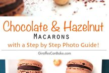 Macarons / Twice baked, delicious bits of almond biscuit, filled with smooth chocolate ganache. This sensational treat is chewy, sweet and mind blowing, with an assortment of colours and flavours to suit every occasion.