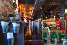 Restaurant - Interior Photography / Architectural photographer - Anna Bernstein