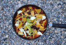 Recepten - koken op de camping