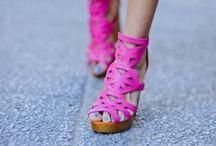 Fancy Feet / by Colleen Herzog