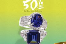 NWJ Rocktober / Our Bold Stone Collection with even bolder deals!