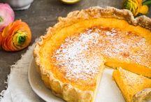 Kuchen - Torten - Tartes