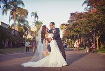 The Prado and Balboa Park wedding photos and photography / The Prado at Balboa Park in San Diego, Ca is a historic and elegant wedding venue. We love photographing weddings in Balboa Park. By www.hollyireland.com