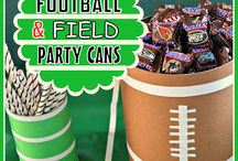 Game Day Distractions / All the goodies, gear, and gadgets you need for the big football game.