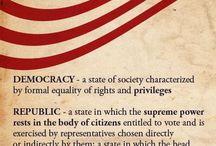 Republic vs. Democracy