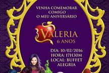 Cumple Valeria