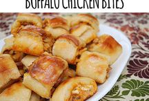 Recipes: Lunch/Snacks