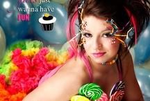 candy photoshoot ideas