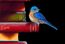 Art - birds / by Adri Goosen