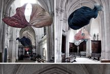 art installations