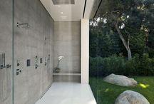 Bathrooms / by Robin Englehart-Bagley