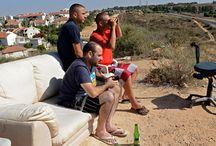 Israelis Sick