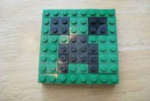 Minecraft Lego Party / by Rebekah Hixon