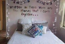 Bedrooms&decorations