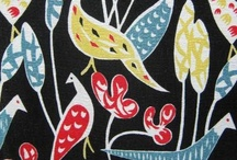 Textile Designer / 1950s Textile Designers