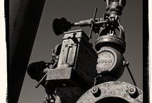 Machinery:  ChuprinaPhoto / Images of machinery photographed by Patrick Chuprina.