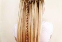 Hair Styles I Wanna Try / by Katrina Martinez