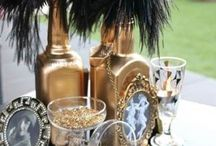 Great Gatsby theme ideas