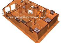 Casas de madera estructuras / http://www.casasdemaderadaype.com mostramos las estrucutras de las casas de madera mas solicitadas