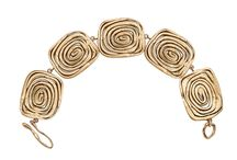 Lotsa Links / The eternal link, timeless and beautiful incorporated into beautiful objects to see and wear.