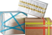 Gift Wrapping / by Noon Pichaya