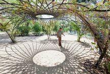 ogrody mała architektura - garden