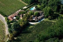 Domaines & Châteaux Tarn & Haute garonne / Lieux de réception de charme dans la région de Toulouse, Albi, Montauban & Castres