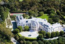 Casas fabulosas / Arquitectura de lujo