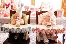 Children's Birthday Parties / by Kristy Biggs