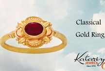 Enchanting Gold Ring Collections