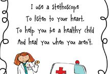 The doctor Community Helper