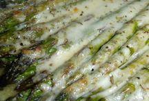 Aspargus Recipes