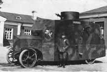 Ehrhardt armoured car