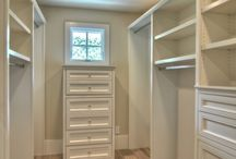 Closets / by Angie Rohrback
