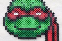 Beads - Ninja Turtles