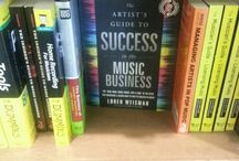 The 100's From The Artists Guide to Success in the Music Business / The 100's from the artists guide to success in the music business board are made up of images and links from the 100 themes surrounding the music business book. More info on the 100's, Loren Weisman and the book at http://lorenweisman.com/ / by Loren Weisman