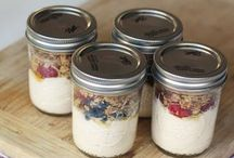 make ahead yogurt parfait