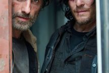 Best Friends: Rick And Daryl