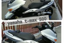Yamaha t max 2001