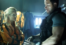 Lockout / 'Lockout' - Guy Pearce must rescue the president's daughter from convicts in a space prison.