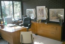 Organize Your Home Office Day / I created this holiday to remind all of us working from home to take one day to declutter our desks, clear out files (paper and electronic) and make our home office a place where we actually enjoying working.  / by Lisa Kanarek