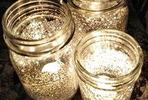 Glitter Glue Creations