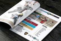 IPSC Global Magazine - Client / Agenda was commissioned to redesign IPSC Magazine in time for the 2014 World Shoot in Florida.
