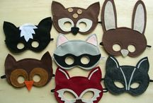 Costumes Masks