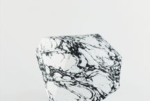 stone, marble or fake marble