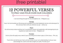 Prayers and Bible Study for Your Children
